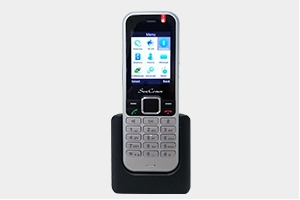 4G Handset IP Phone with Color LCD, Bluetooth he